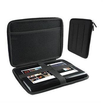 Sony Tablet S Tablet S 3G iGadgitz Black EVA Kova Kotelo Musta