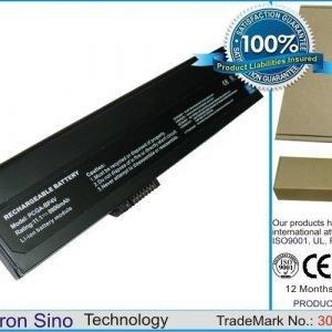 Sony VAIO PCGA-BP4V akku 8800 mAh