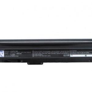 Sony VAIO VGN-TZ11MN/N VAIO VGN-TZ11VN/X VAIO VGN-TZ11XN/B akku 6600 mAh