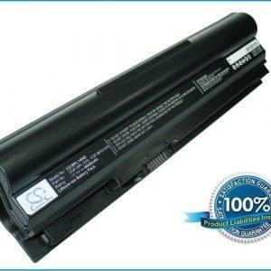 Sony VAIO VGP-BPL14 ja VGP-BPS14 akku 6600 mAh - Musta