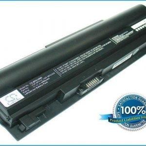 Sony VAIO VGP-BPS14 akku 4400 mAh - Musta