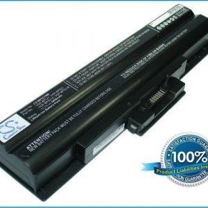 Sony VAIO VGP-BPS21 akku 4400 mAh - Musta