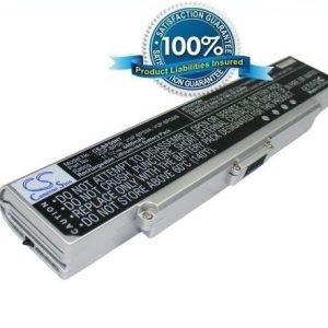 Sony VAIO VGP-BPS9 ja VGP-BPS10 akku 4400 mAh - Hopea