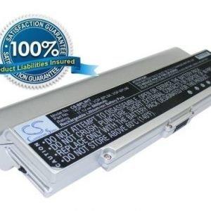 Sony VAIO VGP-BPS9 ja VGP-BPS10 akku 6600 mAh - Hopea