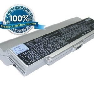 Sony VAIO VGP-BPS9 ja VGP-BPS10 akku 8800 mAh - Hopea