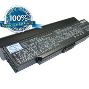 Sony VGP-BPL9 VGP-BPL9A VGP-BPL9B akku 8800 mAh musta