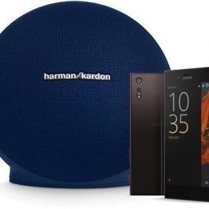 Sony Xperia Xz + Harman Kardon Onyx Mini 32gb Musta