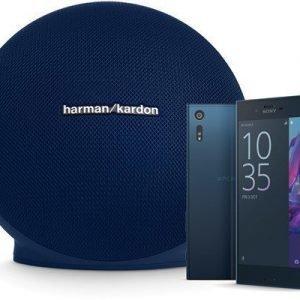 Sony Xperia Xz + Harman Kardon Onyx Mini 32gb Sininen