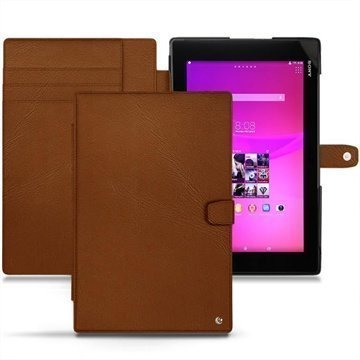 Sony Xperia Z2 Tablet LTE Noreve Tradition B Nahkakotelo Ruskea