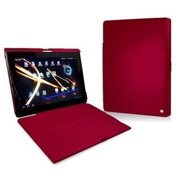 Sony Xperia Z2 Tablet LTE Noreve Tradition Leather Case Red