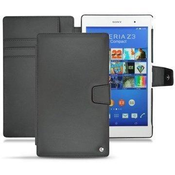 Sony Xperia Z3 Tablet Compact Noreve Tradition B Avattava Nahkakotelo Perpétuelle Musta
