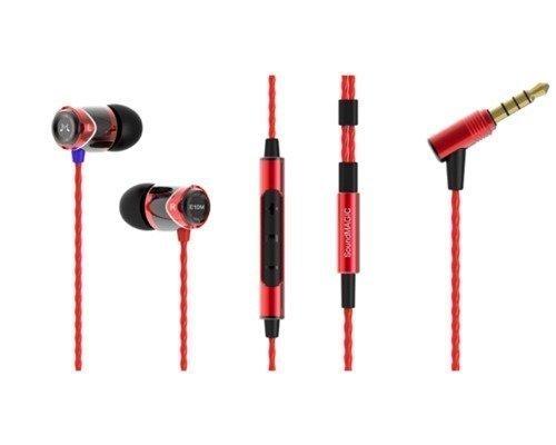 Soundmagic E10c Black/red