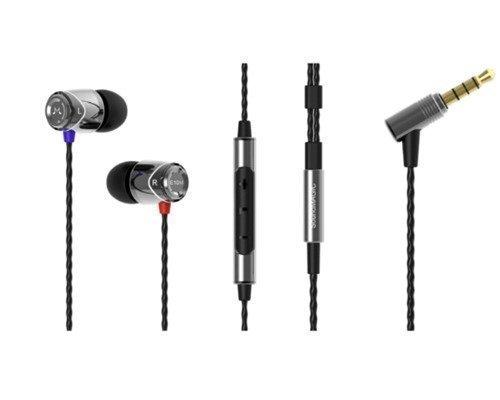 Soundmagic E10c Black/silver