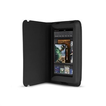 Speck Kindle Fire BookWrap Case Black
