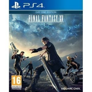 Square Enix Final Fantasy Xv Ps4