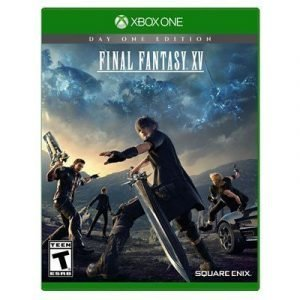 Square Enix Final Fantasy Xv Xbox One