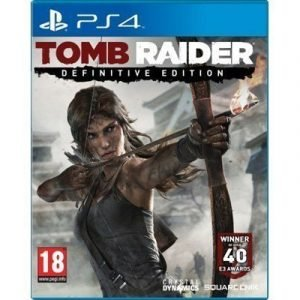 Square Enix Tomb Raider: Definitive Edition Ps4