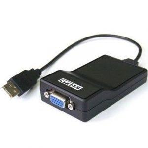 St Labs St Lab U-470 Ulkoinen Videoadapteri 1680 X 1050
