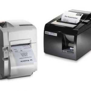 Star Receipt Printer Tsp 143gt Usb Black Auto Sax