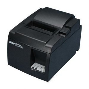 Star Receipt Printer Tsp143iii Lan Cutter Eu Gray