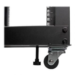 Startech 12u Adjustable Depth Open Frame 4 Post Server Rack