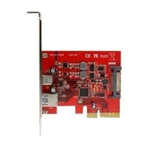 Startech 2-port Usb 3.1 (10gbps) Card