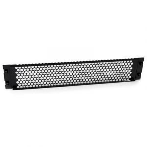 Startech 2u Tool-less Vented Blank Rack Panel 2u 19