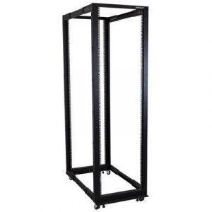 Startech 42u Open Frame 4 Post Rack Cabinet