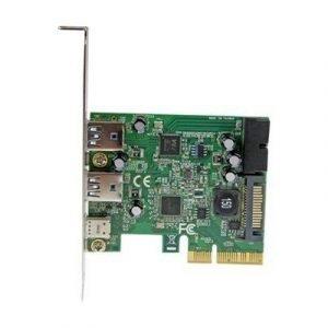 Startech 5 Port Usb 3.1 (10gbps) Card