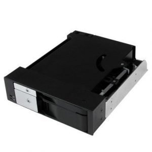 Startech Dual Bay 5.25 Hot Swap For 2.5/3.5 Sata/sas Hdd/s