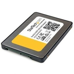 Startech Dual M.2 Ssd To 2.5 Sata 7mm