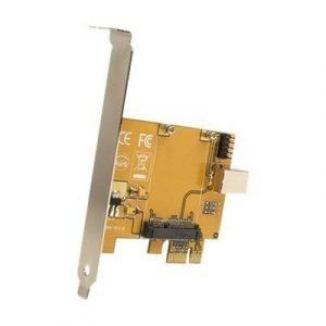 Startech Pci Express To Mini Pci Express Card Adapter