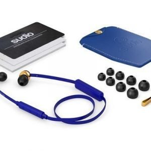 Sudio Vasa Blå Wireless Earphones Blue