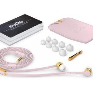 Sudio Vasa Wired Earphones Android Vaaleanpunainen