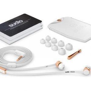 Sudio Vasa Wired Earphones Iphone Valkoinen