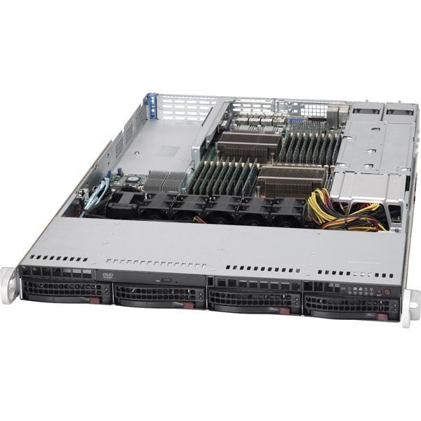 Supermicro SuperServer 6016T-URF
