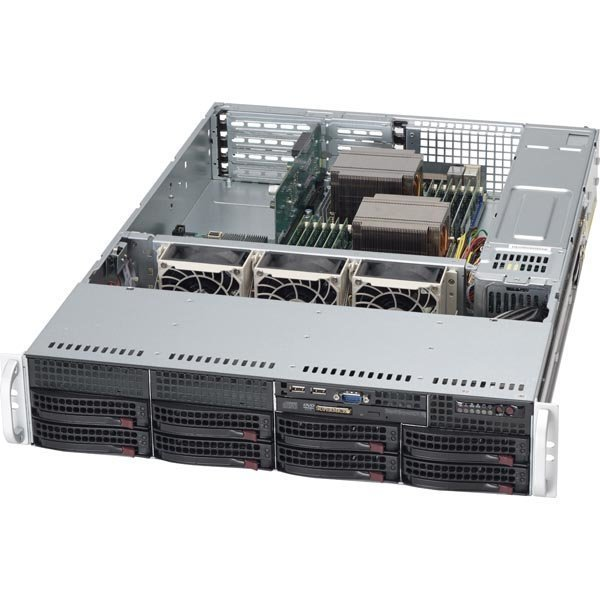 Supermicro SuperServer 6026T-NTR+