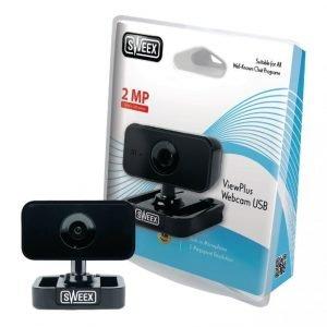 Sweex Nettikamera USB 2 MPixel 720p Musta