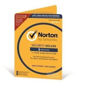 Symantec Norton Security Deluxe ( Vers. 3.0 )