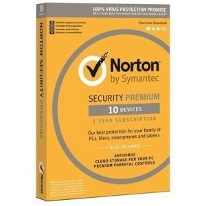 Symantec Norton Security Premium ( Vers. 3.0 )