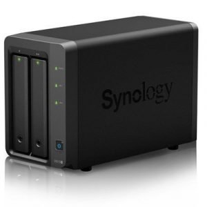 Synology Disk Station Ds215+ 0tb