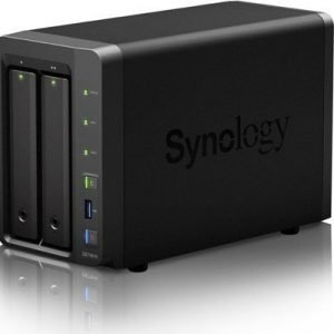 Synology Diskstation Ds716+ii 0tb