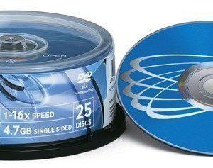 TDK DVD-R 5-pack (JewelCase)