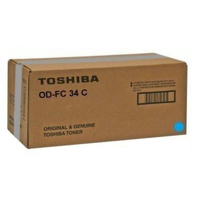 TOSHIBA Rumpu värijauheen siirtoon cyan
