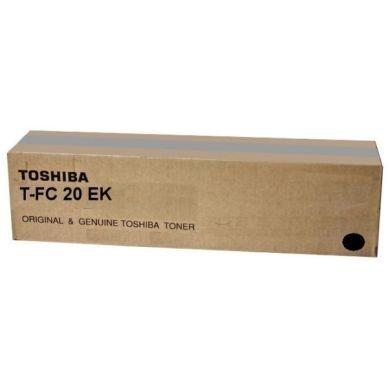 TOSHIBA Värikasetti musta 20.300 sivua