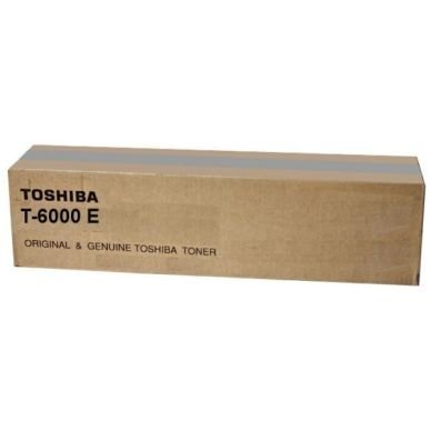 TOSHIBA Värikasetti + rumpu musta 60.100 sivua