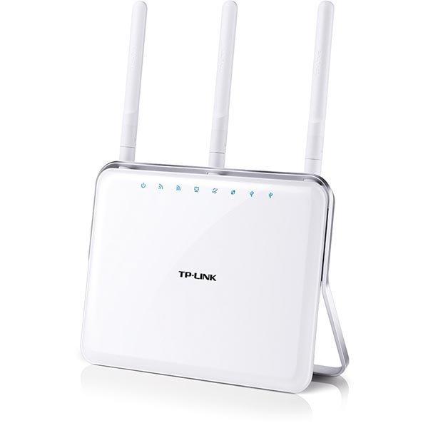 TP-LINK AC1900 Dual Band Router 802.11ac/a/b/g/n 4xGig LAN 1xG WAN