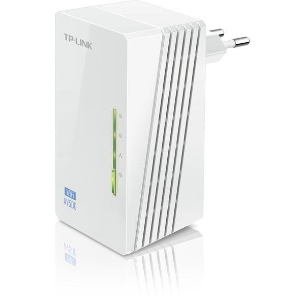 TP-LINK AV500 WiFi Powerline Extender 500Mbps 300Mbps WIFI 2xRJ45