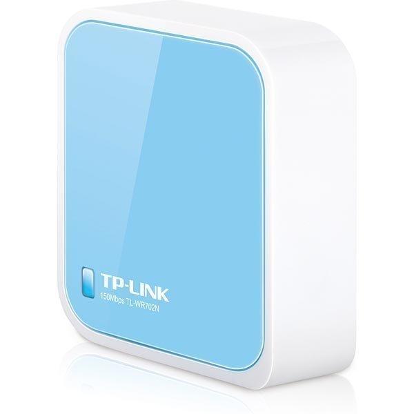 TP-LINK kannettava langaton reititin 150Mbps 802.11b/g/n