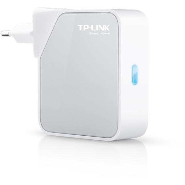 TP-LINK langaton N minireititin 802.11b/g/n 2 4GHz 2x RJ45 USB v